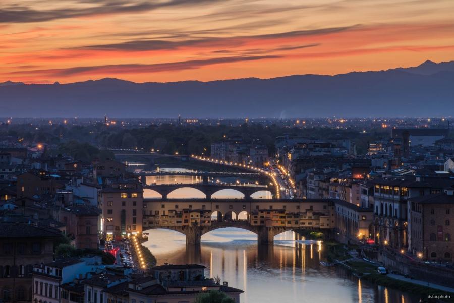 Bridges of Firenze