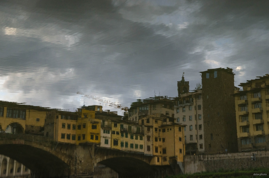 Watercolors of Florence