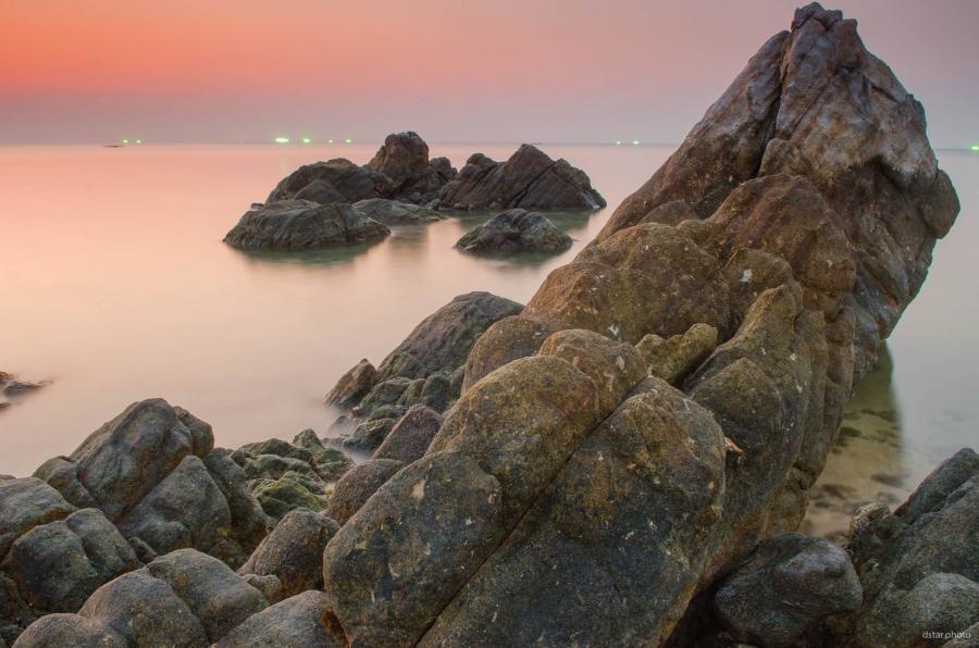 Rocky seaview