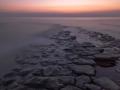 Dusk at Dunraven Bay
